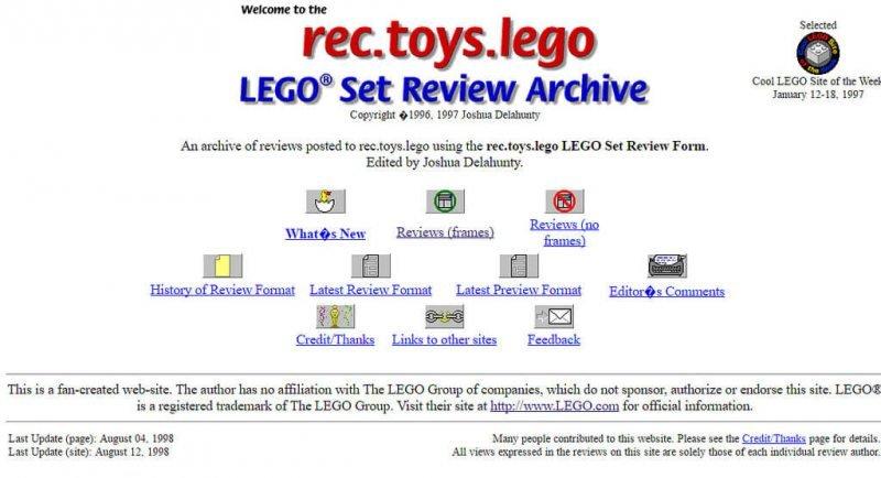 Evolution of Website Design
