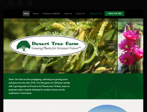 Desert Tree Farm