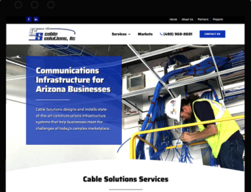 Cable Solutions LLC